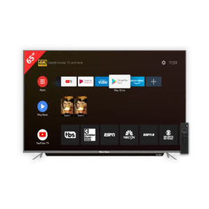 """Nice View 65"""" 4K Smart Android LED TV"""
