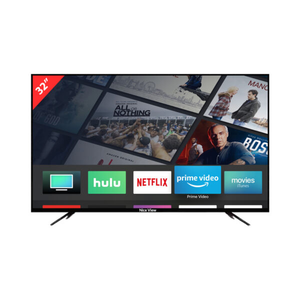 """Nice View 32"""" Smart Android TV"""