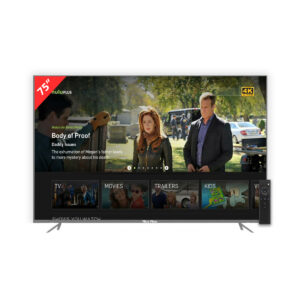 "75"" 4K Smart Android LED TV"