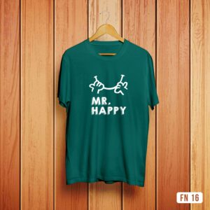 MR Happy Tshirt